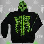Bluza Maska IV Czarny(zielony- ŚWIECI W CIEMNOŚCI !!)