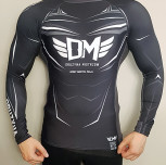 Rashguard DM Black