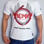 """T-shirt DM """"RING"""" biały"""