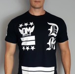 "T-shirt DM ""Team"" czarny"