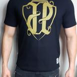 """T-shirt JP """"JP2017"""" gold"""