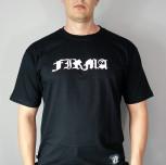 Tshirt JP PKIUZ czarny
