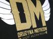 "T-shirt DM ""Motto2018"" czarny"